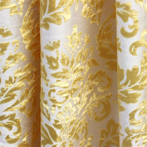 cheap upholstery fabric by the yard mimosa yellow damask fabric by the yard upholstery curtain