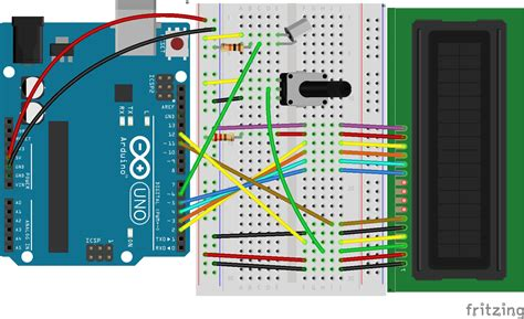 breadboard circuit layout arduino projects book project 11 183 notes of phil