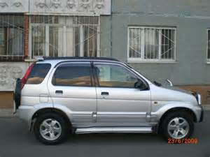 Second Daihatsu Terios For Sale 1998 Daihatsu Terios For Sale 1300cc Gasoline