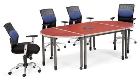 modular conference tables ofm 3 modular conference table