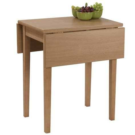 Drop Leaf Table For Small Spaces Drop Leaf Tables For Small Spaces Homesfeed