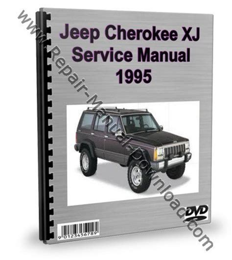 free auto repair manuals 1995 jeep grand cherokee regenerative braking jeep cherokee xj 1995 service repair manual download download man