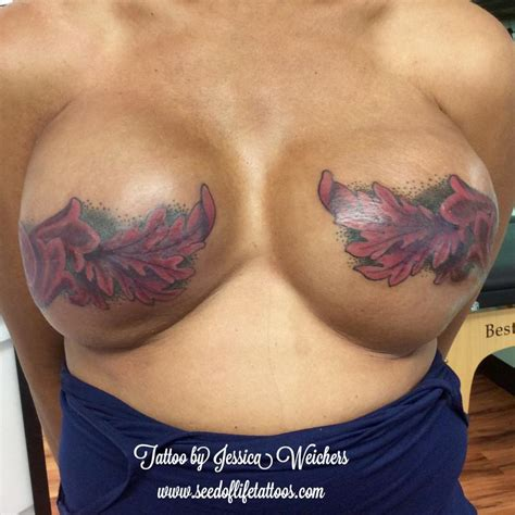 nipple tattoo darkening untitled by jessica weichers tattoos
