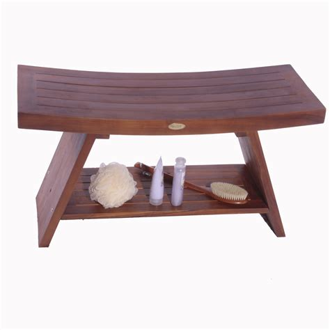 teak shower benches cheap teak benches lux home discount plumbing and hardware