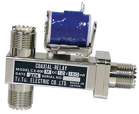 rf coaxial relays uhf connectors