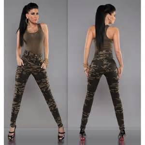 Lime Green And Black Kitchen Accessories - army green camo camouflage ponte knit zipper high waist leggings tight pants us