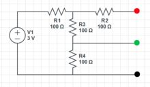 resistor circuit puzzles circuit theory open puzzles wikibooks open books for an open world