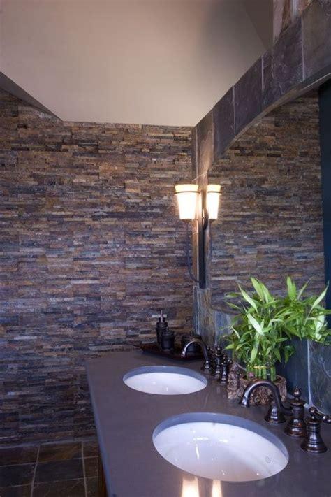 modern full bathroom with paint 1 pental quartz stormy