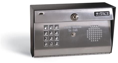 door king 1812 telephone intercom systems