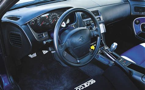 S14 Interior In S13 by Import Cars Featured Custom 1995 Nissan S14
