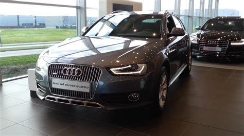 Audi A4 Allroad Quattro 2015 by Audi A4 Allroad Quattro 2015 In Depth Review Interior