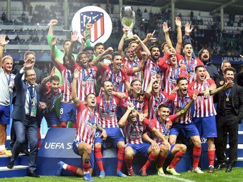target atletico madrid menuju  final liga champions