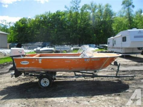 boat trailer parts detroit 1966 15 alum duracraft boat and motor for sale in