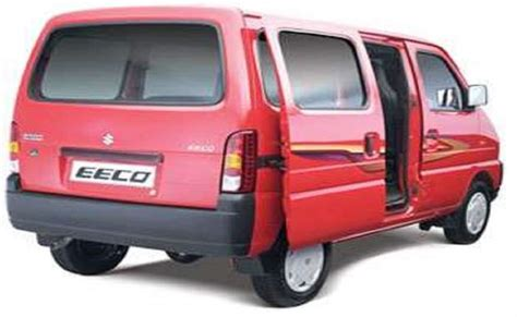 Maruti Suzuki Eeco Price In Delhi Maruti Suzuki Eeco India Price Review Images Maruti