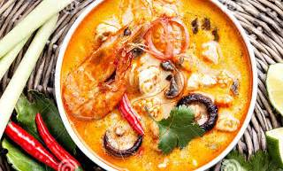 youtube membuat tom yam resep cara membuat tom yam soup udang