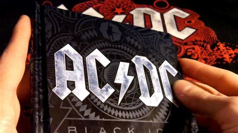 Special Edition Ac Genggam Karakter ac dc black deluxe limited edition from walmart unpackaging