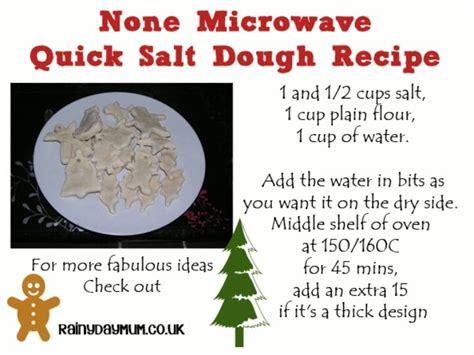 salt dough ornaments recipe easy salt dough recipe summer crafting ideas
