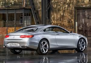 2013 Mercedes S Class Coupe 2013 Mercedes Concept S Class Coupe Specifications