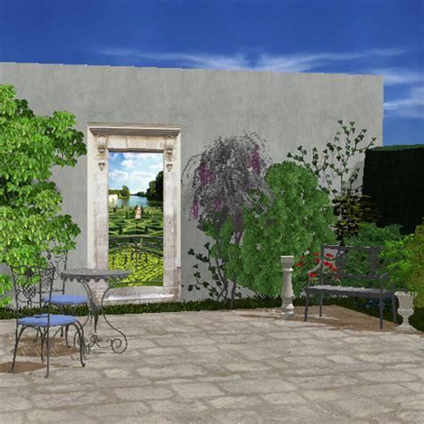 Decoration Cour by D 233 Coration Jardin Cour Exemples D Am 233 Nagements