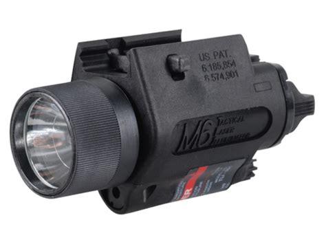 glock 17 laser light insight tech gear m6 tactical illuminator flashlight mpn
