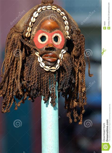 Masker Zulu zulu mask 2 stock image image 79501