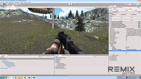 tutorial video shooting unity 3d multiplayer fps tutorial 6 shooting recoil and