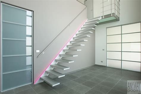 aluminium trap met leuning moderne avc trappen nu ook in de 1000m 178 grote toonzaal te