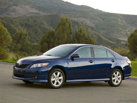 2007 Toyota Camry Specs 2007 Toyota Camry Sedan Specifications Pictures Prices