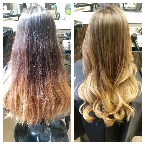 ombre for older a year old ombre to high blonde ombre hair by joce yelp