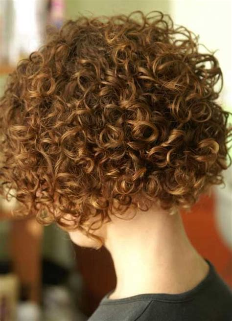 dark hair with layered bob and soiral perm 35 good curly hairstyles hairstyles haircuts 2016 2017