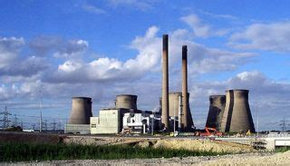 coal fired power plant energy education