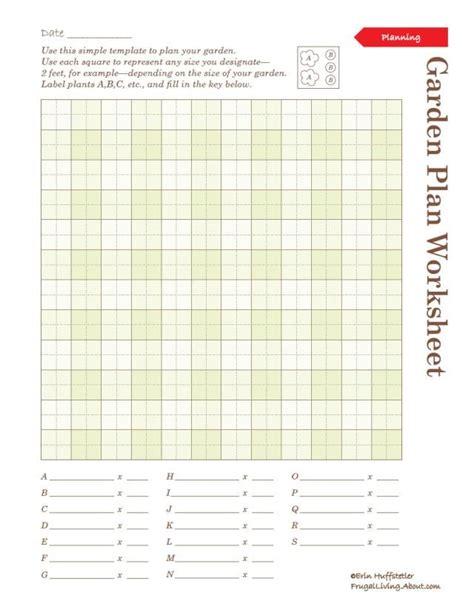 printable vegetable planner 25 b 228 sta vegetable garden planner id 233 erna p 229 pinterest