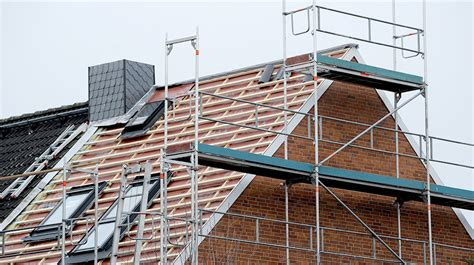 Was Kostet Ein Neues Dach 5183 by Kosten Neues Dach Mit Dachstuhl Dachstuhl Wird Angehoben