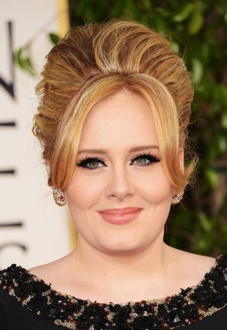 Adele Hairstyles by Adele Hairstyles Careforhair Co Uk
