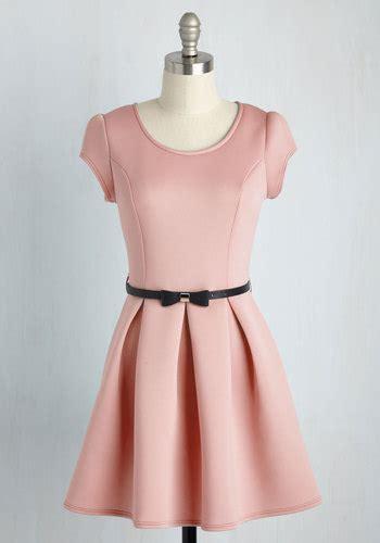 Pastel Dress2 charmed choice dress in pink mod retro vintage dresses
