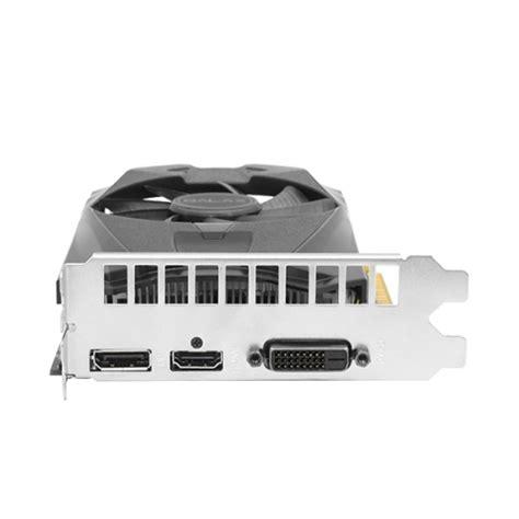 Murah Galax Nvidia Geforce Gtx 1050 Oc 2gb Ddr5 Single Fan galax geforce 174 gtx 1050 ti oc graphics card