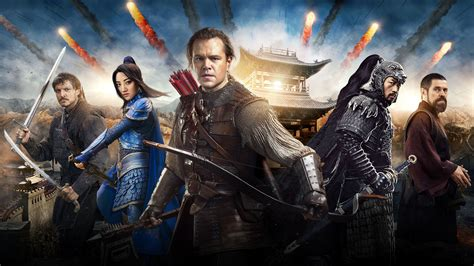 film china hd the great wall review matt damon is just another brick in