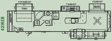 park trailers floor plans hyline custom park trailer floor plans