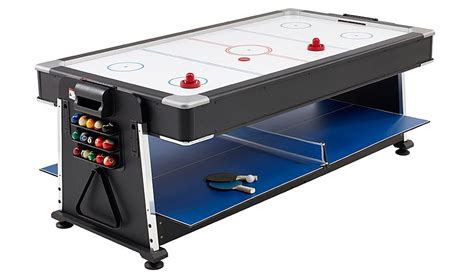 3 in 1 table air hockey 3 in 1 pool air hockey table tennis multi table