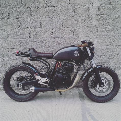 Tiger New 2002 Japstyle modifikasi scorpio ala japstyle modifikasi motor