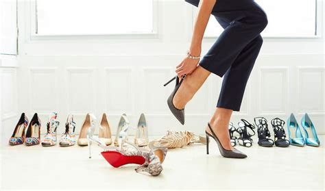 wear high heels the healthiest way of wearing high heels