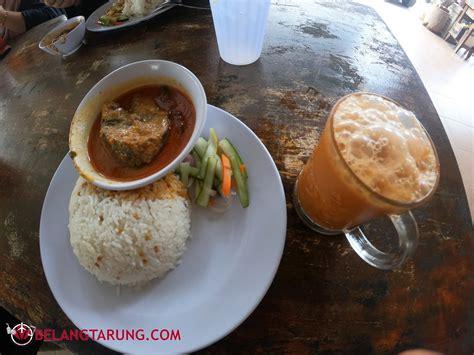 sarapan pagi  nasi dagang pak malau pulau langkawi