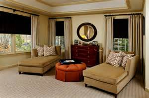 sitting area in master bedroom creating a master bedroom sitting area