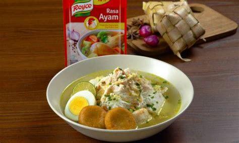 resep soto banjar hidangan soto andalan kalimantan selatan