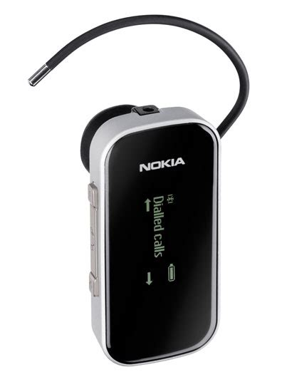 Headset Bluetooth Nokia new nokia accessories enhance nseries phones