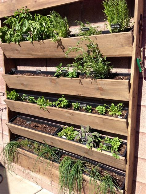 1000 images about herb wall ideas on gardens