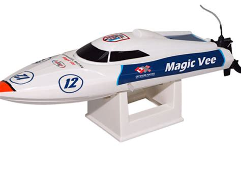 micro magic rc boat micro magic vee joysway