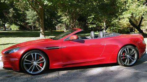 Aston Martin Dbs Convertible by 2012 Aston Martin Dbs Convertible S126 2015