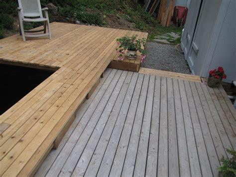 gray deck decking grey stain google search decking pinterest
