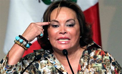 elba esther gordillo forbes top 10 most corrupt mexicans 2013 list led by elba
